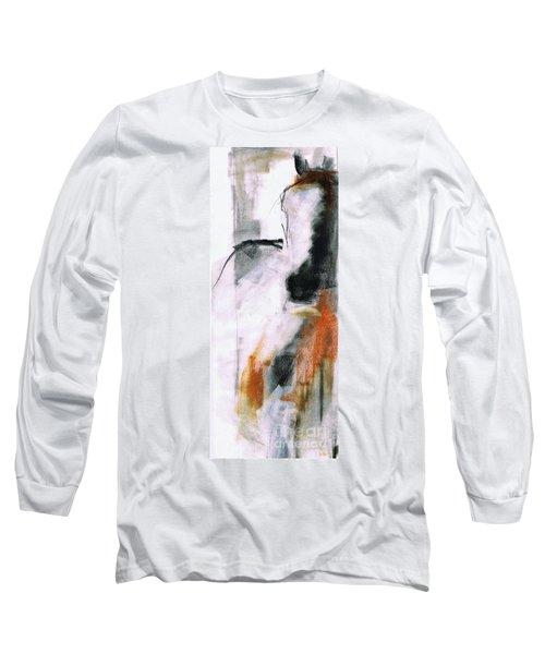 Nm Sketch Two Long Sleeve T-Shirt by Frances Marino