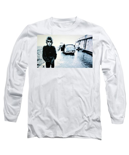 No Direction Home Long Sleeve T-Shirt