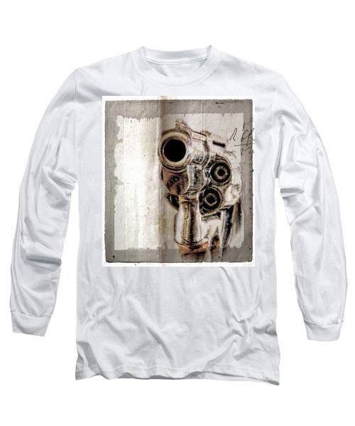 No Guns Allowed Long Sleeve T-Shirt