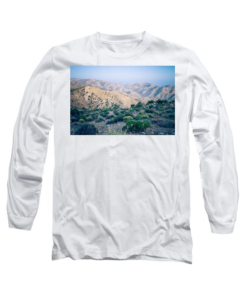 No Sign Of Life Long Sleeve T-Shirt