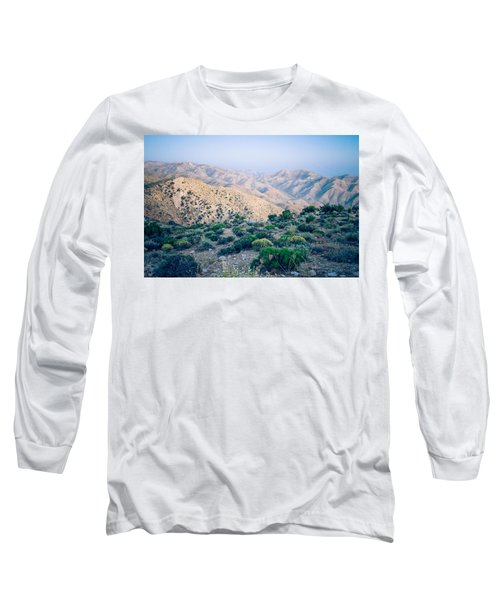 No Sign Of Life Long Sleeve T-Shirt
