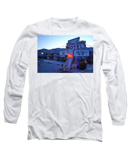 No Vacancy  Long Sleeve T-Shirt