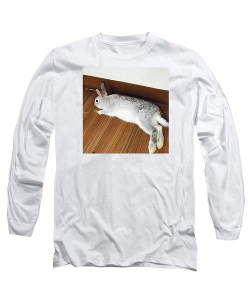 Nobiusa Long Sleeve T-Shirt by Nao Yos