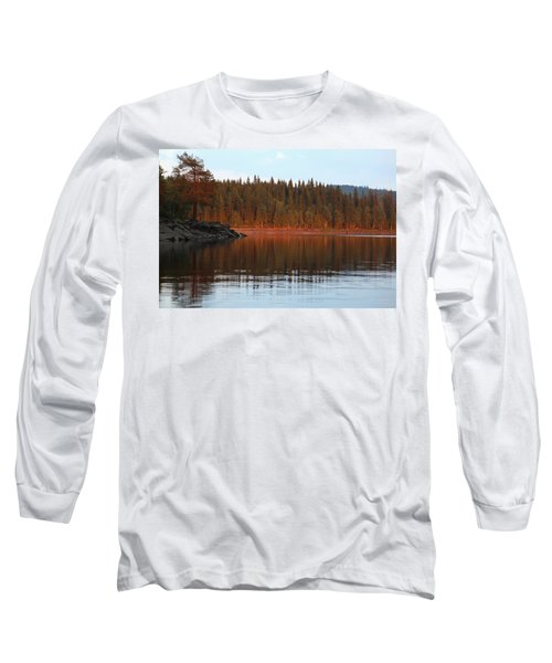Nordmarka, Norway  Long Sleeve T-Shirt