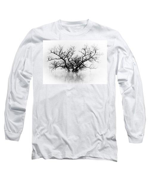 Norris Lake April 2015 5 Long Sleeve T-Shirt
