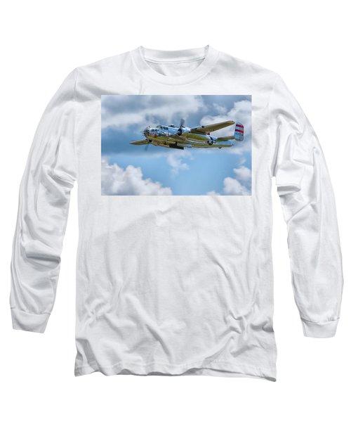North American B-25 Mitchell Long Sleeve T-Shirt