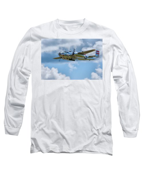 North American B-25 Mitchell Long Sleeve T-Shirt