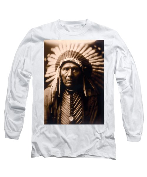 North American Indian Series 2 Long Sleeve T-Shirt
