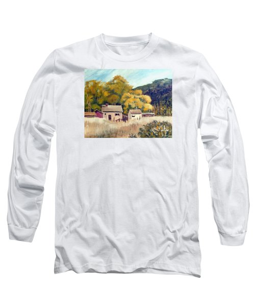North Carolina Foothills Long Sleeve T-Shirt