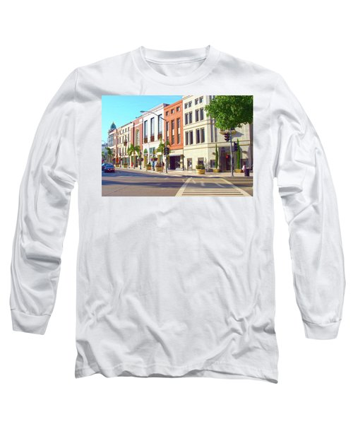 North Rodeo Drive Long Sleeve T-Shirt