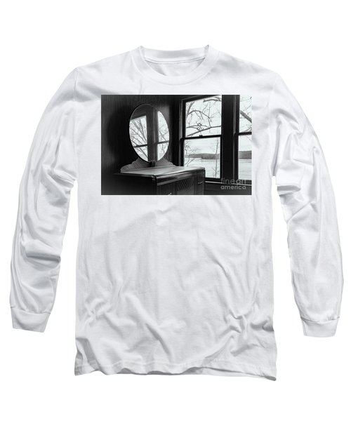 North Shore House Long Sleeve T-Shirt by Nicki McManus