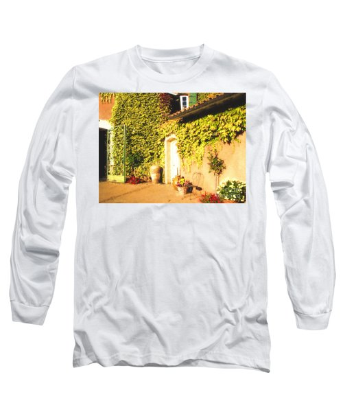 Northern California Winery Long Sleeve T-Shirt