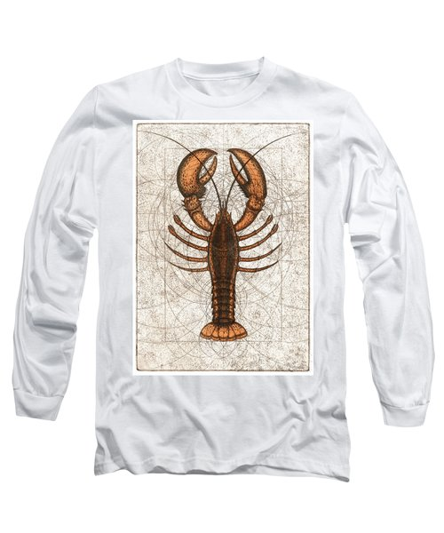 Northern Lobster Long Sleeve T-Shirt