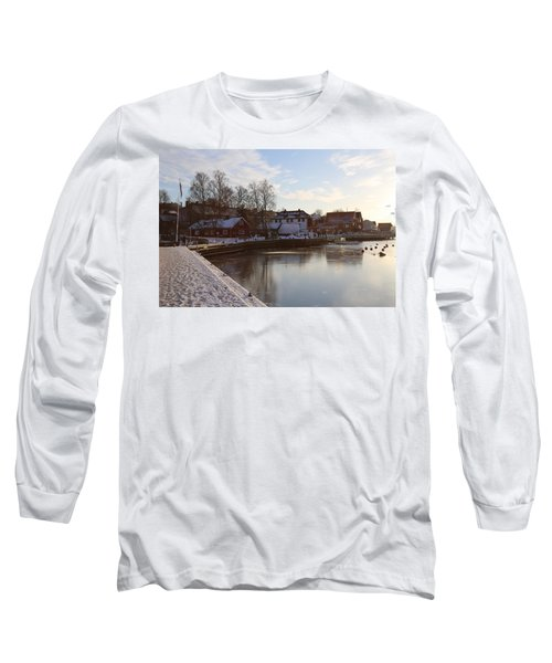 Norwegian Fjords. Long Sleeve T-Shirt