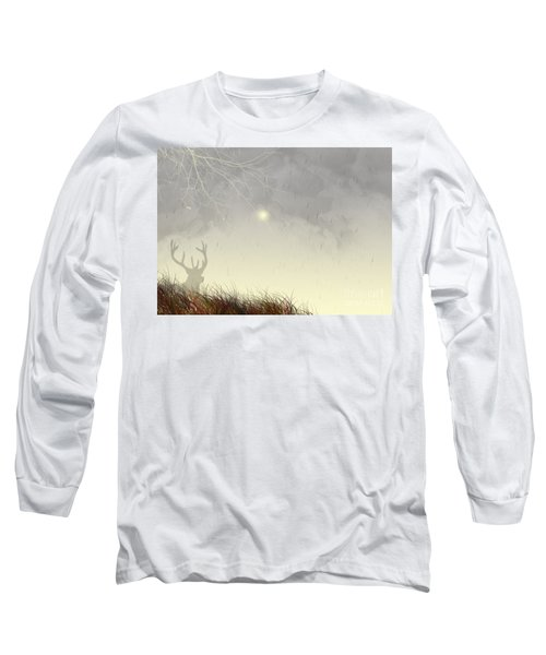 Nostalgic Moments Long Sleeve T-Shirt by Trilby Cole