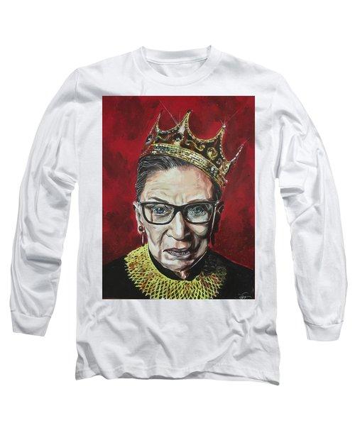 Notorious Rbg Long Sleeve T-Shirt