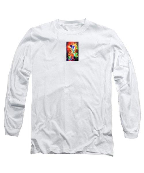 Nova 3.0 Long Sleeve T-Shirt by James Bethanis