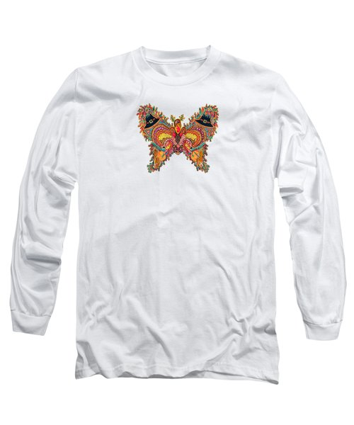 November Butterfly Long Sleeve T-Shirt