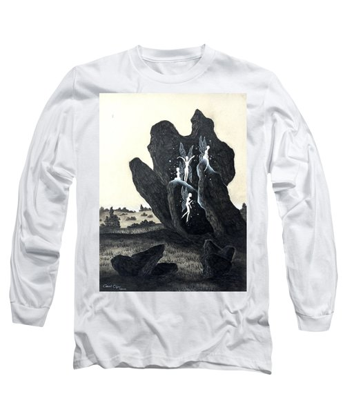 November Eve Long Sleeve T-Shirt