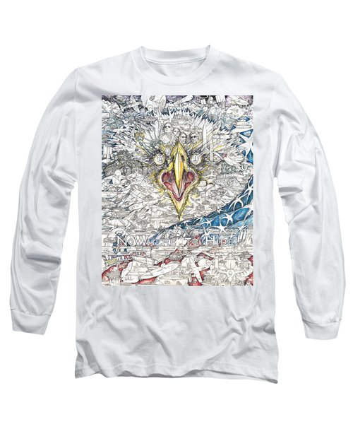 Nowhere To Hide Long Sleeve T-Shirt by Scott and Dixie Wiley