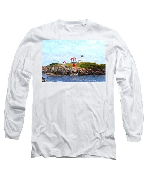 Nubble Light Nlwc Long Sleeve T-Shirt by Jim Brage