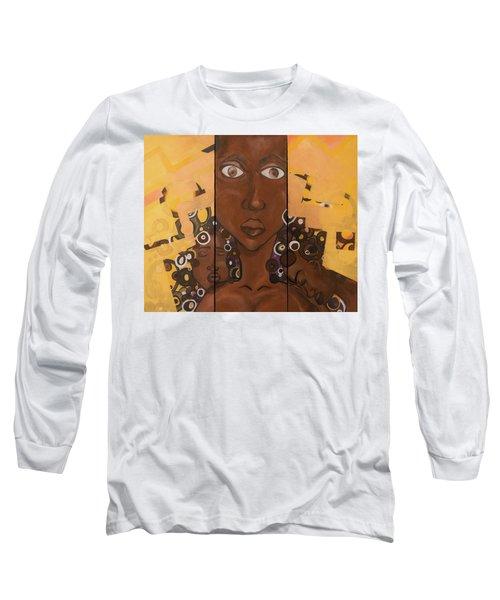 Nubian 3 Long Sleeve T-Shirt
