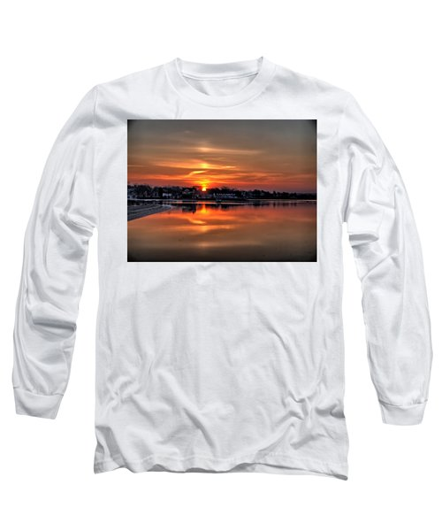 Nuclear Morning Long Sleeve T-Shirt