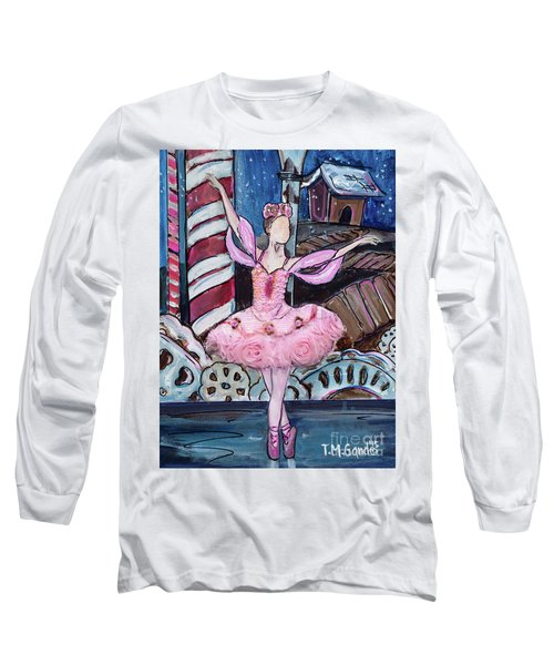 Nutcracker Sugar Plum Fairy Long Sleeve T-Shirt