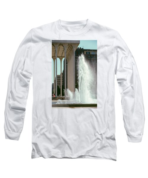 Nwnl Fountains - July 1973 Long Sleeve T-Shirt
