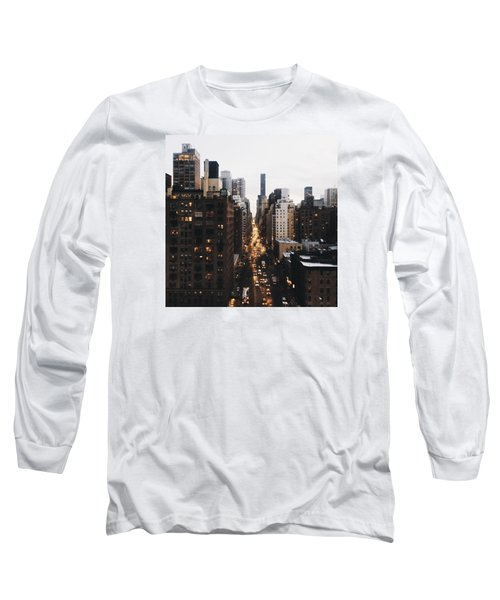 Nyc View Long Sleeve T-Shirt