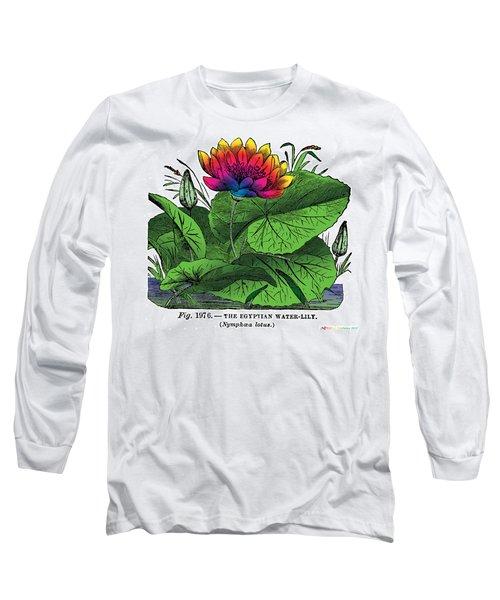 Nymphaea Long Sleeve T-Shirt
