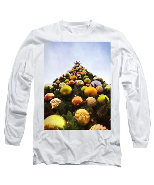 O Christmas Tree Long Sleeve T-Shirt