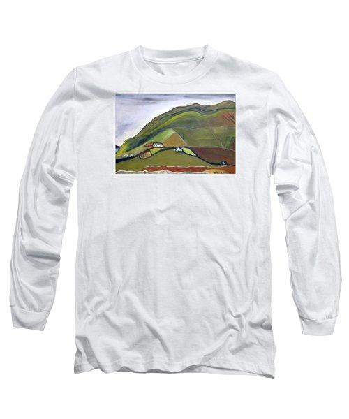 O Mountains That You Skip Long Sleeve T-Shirt
