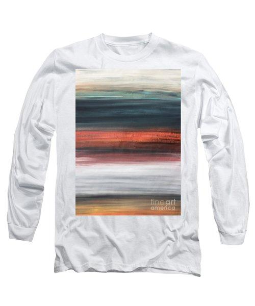 Oak Creek #30 Southwest Landscape Original Fine Art Acrylic On Canvas Long Sleeve T-Shirt