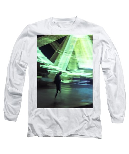 Long Sleeve T-Shirt featuring the photograph Oblivion by Alex Lapidus