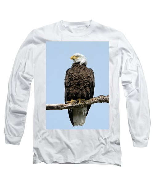 Observant Sentry Long Sleeve T-Shirt