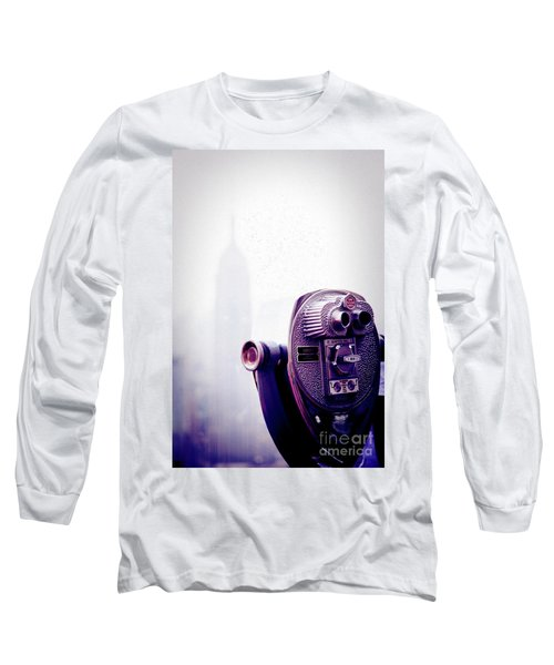 Observation Long Sleeve T-Shirt