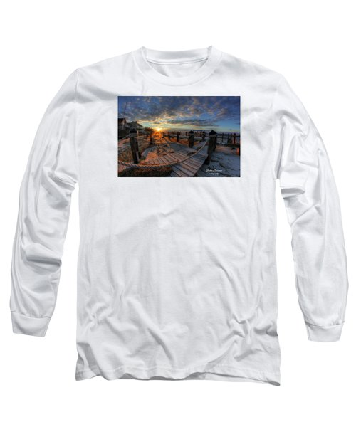 Oc Bay Sunset Long Sleeve T-Shirt