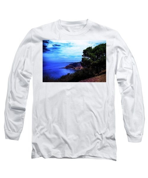 Long Sleeve T-Shirt featuring the photograph Ocean Hill by Joseph Hollingsworth