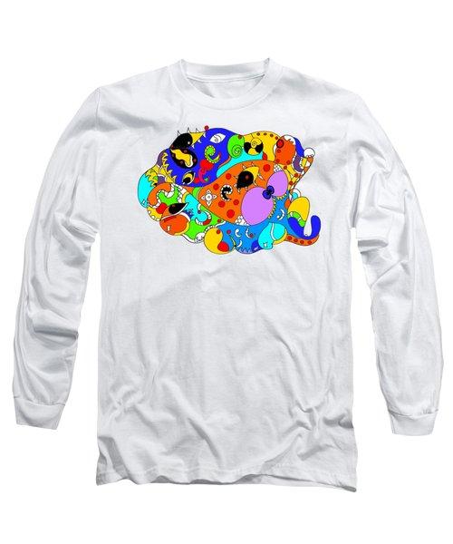 Ocean Life Long Sleeve T-Shirt