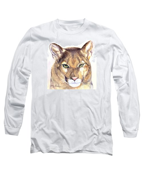 October Lion Long Sleeve T-Shirt