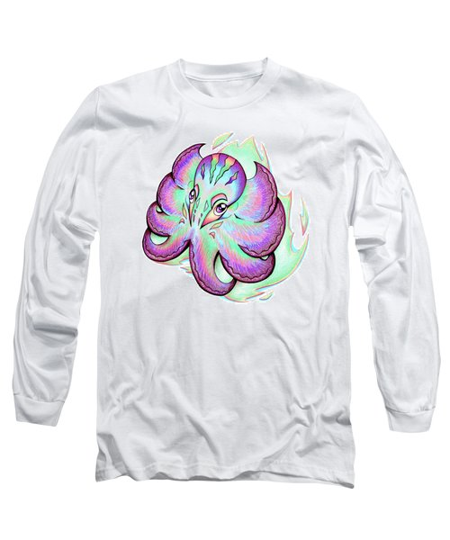 Octopus II Long Sleeve T-Shirt