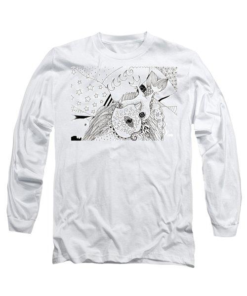 Odd 2 Long Sleeve T-Shirt