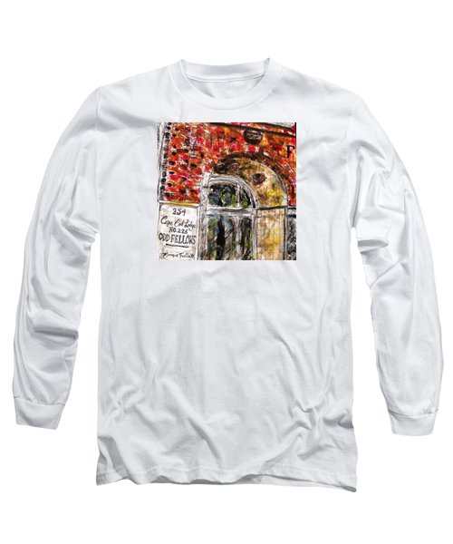 Odd Fellows, Cape Cod Long Sleeve T-Shirt