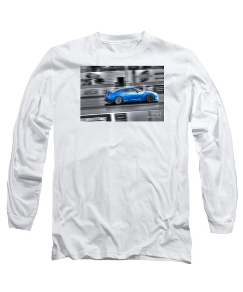 Off The Line Long Sleeve T-Shirt