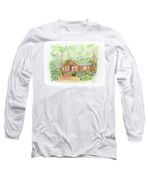 Office In The Park Long Sleeve T-Shirt