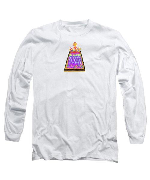 Ofrenda De Muertos Long Sleeve T-Shirt