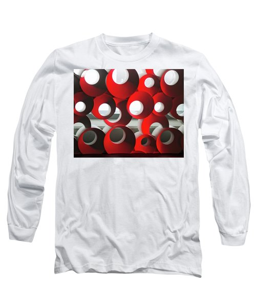 Long Sleeve T-Shirt featuring the photograph Oh by Elvira Butler