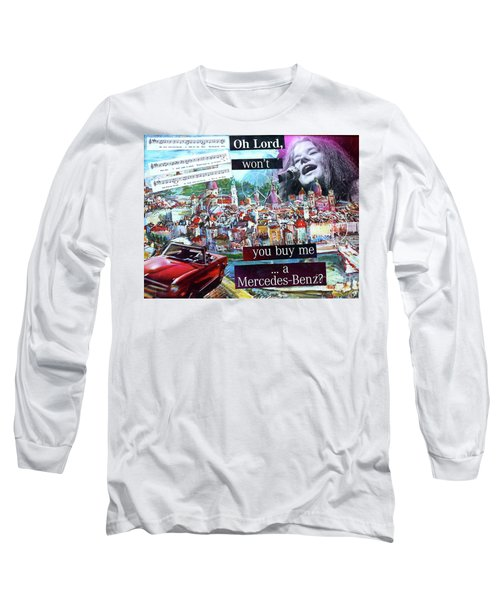 Oh Lord Long Sleeve T-Shirt