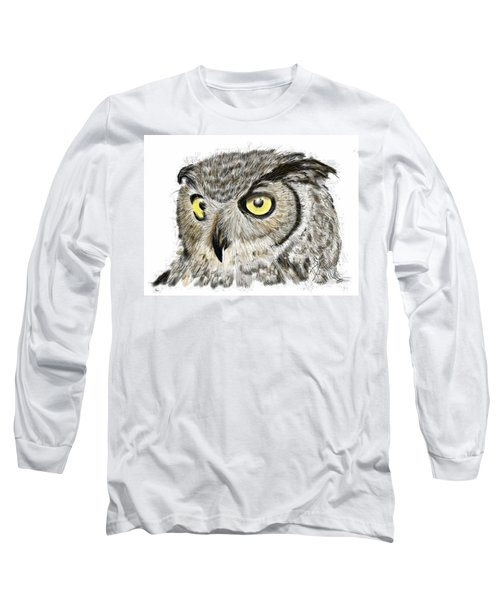 Old And Wise Long Sleeve T-Shirt